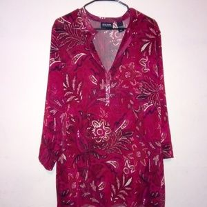 New York & Company women's blouse XL